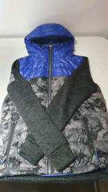 Superdry zip hoodie/jacket small boys