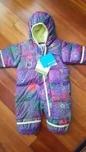 Brand new (with tags) Columbia infant/baby snowsuit