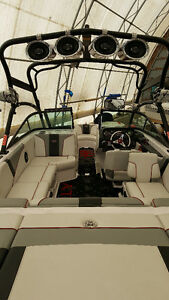 2009 Air Nautique 210 Byerly Limited Edition Wakeboard Boat Kawartha Lakes Peterborough Area image 4