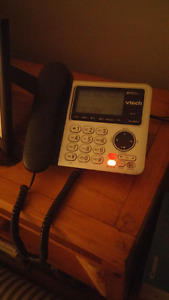 Vtec Phone with Answering Machine