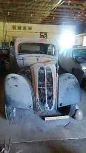 PROJECT CAR  1949 FORD ANGLIA