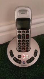 BT Freelance XT3500 Digital Cordless Phone + Answering Machine