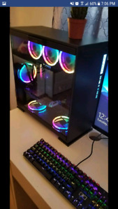 Gaming PC and other gaming components