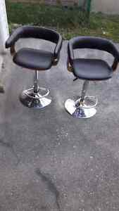 Black Bar Stools ($175/each) London Ontario image 3
