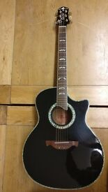 Crafter Electro-Acoustic Guitar (GAE-33 B)