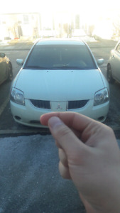 2005 Mitsubishi Galant As Is