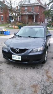 2006 Mazda 3 - As-is or for Parts