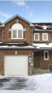 Townhouse for Rent in Ajax (Rossland/Harwood) - Available Jan 1