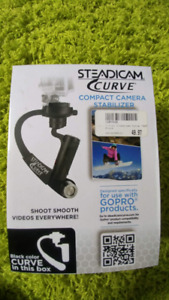 Steadicam Curve for GoPro