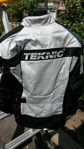 Brand new motorcycle jackets.