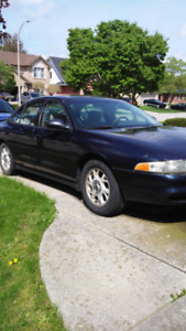 2002 Oldsmobile Intrigue - blue, as is