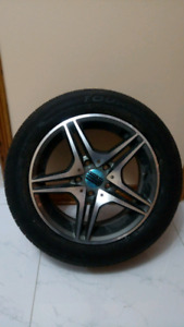16 inch tires and rims