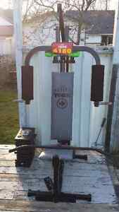 Cable Excersize Machine