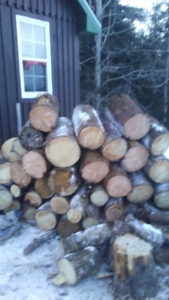 Dry firewood for sale $100 a load