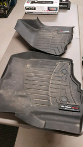 WEATHER TECH FRONT FLOOR MATS FORD F250