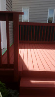 Need your deck painted? Call for a free quote!