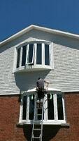Window, door and siding installers - $20/hour