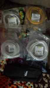Brand new cable accessories