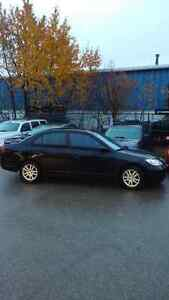 2004 Honda Civic Si Sedan. Automatic. Safety and Etested.