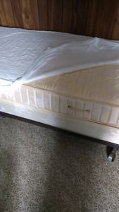Single bed for sale with frame