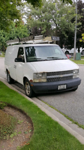 2005 Chevy Astro Cargo Van