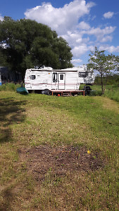 Jayco 5th wheel trailer for sale