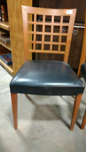 Ensemble de 6 Chaises - Set of 6 Dining room Chairs