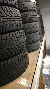 VERY GOOD USED TIRES FOR SALE - WINTER + SUMMER TIRES!!! Peterborough Peterborough Area image 1