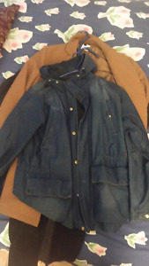 5 JACKETS FOR SALE