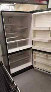 AMANA Stainless Steel Fridge West Island Greater Montréal image 2