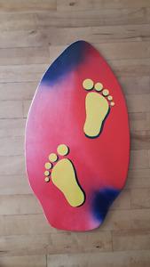 Planche de surf ( sandboard)