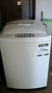 apartment size washer.