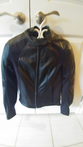 Alpinestars Stella Vika Leather Motorcycle Jacket Ladies 40