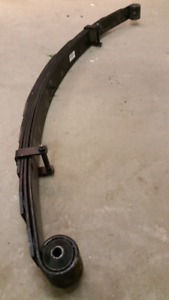 Jeep Cherokee lift leaf spring, brand new.