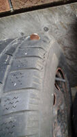 195X65XR15 WINTER TIRES FOR SALE