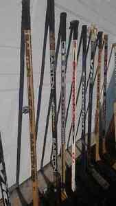 Hockey sticks  for SALE OR TRADE