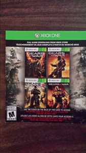 Gears Of War Collection Sale/Trade