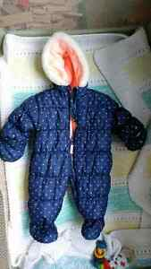 Snowsuit - 6 to 9 months
