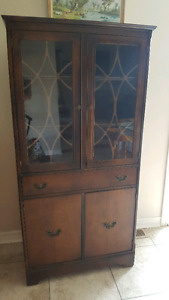 China Cabinet Antique