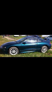 1997 Mitsubishi Eclipse Coupe (2 door)