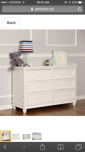 Gorgeous white dresser
