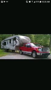 Will Haul your Camper, Boat, Trailer, etc.