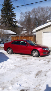 2011 FORD FUSION SEL AWD LOW KM REDUCED