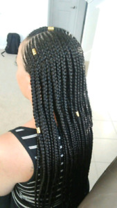 Braids, conrows and weaves services