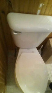 Mansfield right height elongated toilet
