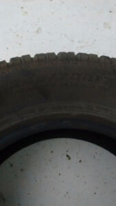 244 70 R17 studded winter Tires