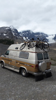Vancouver to Nelson on the 19th Feb in a campervan