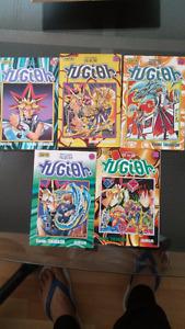 Yugioh manga version francaise. le tout pour 20$