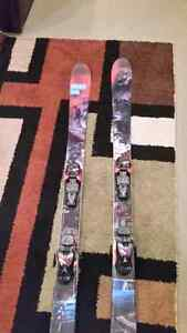 Nordica 148 twin tip skis