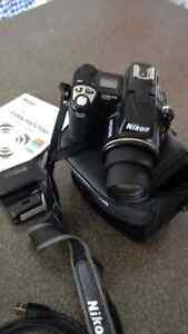 Nikon Coolpix 5700, 4 batteries, 2 chargers, strap. A1 condition